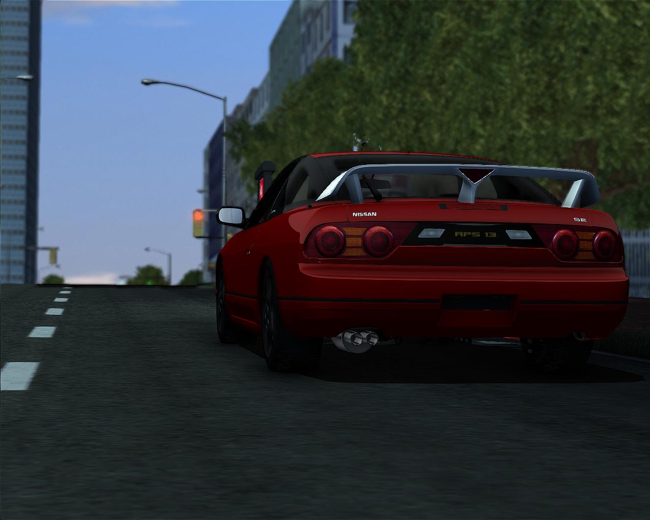 Nissan RPS 13